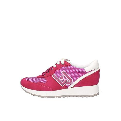 new arrival 4dfd5 2e2c9 Liu Jo B19019 PX027 Sneakers Women: Amazon.co.uk: Shoes & Bags