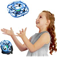 Tomzon Levitation UFO Hand Operated Quad Induction Mini Drone