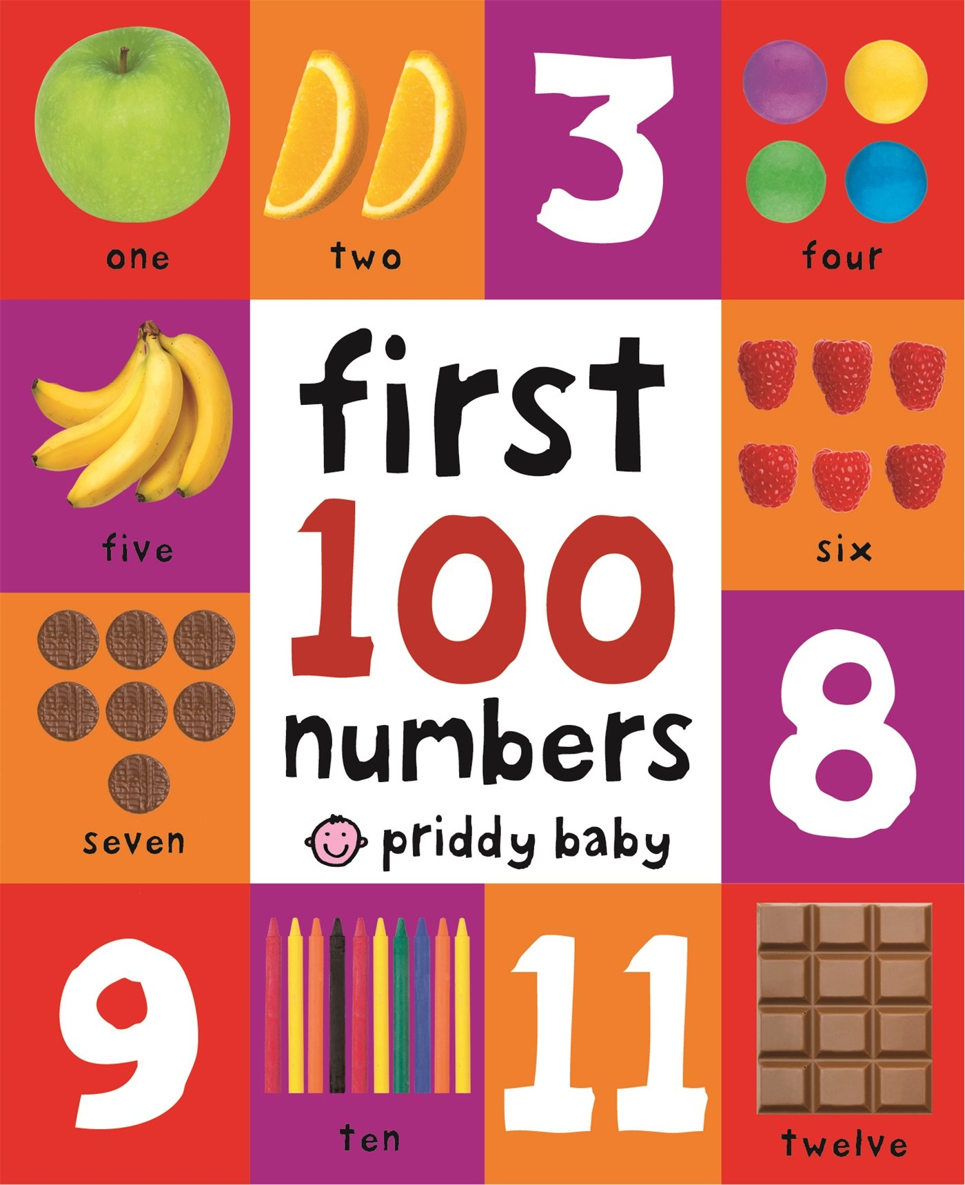 First 100 Numbers Roger Priddy