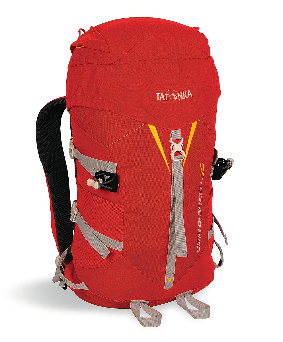 Tatonka Cima Di Basso 35ハイキングバッグレッド   B009XUE87Y