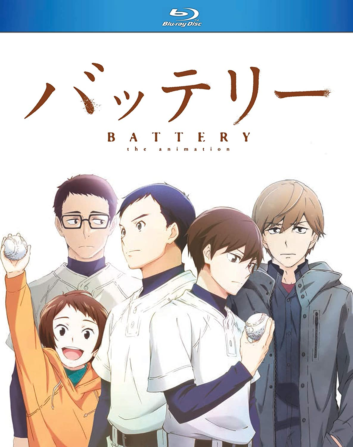 Battery The Animation [Blu-ray]