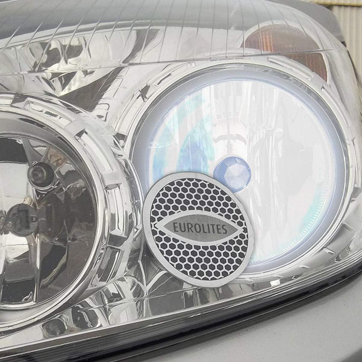 Headlamp Beam Deflector Euro Travel Head Light Convertors