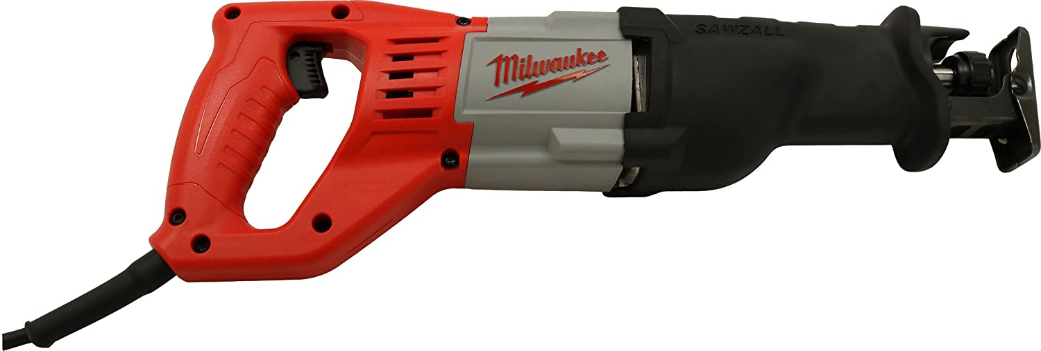 Milwaukee 6519 31 12 amp corded 3000 strokes per minute milwaukee 6519 31 12 amp corded 3000 strokes per minute reciprocating sawzall wvariable speed trigger power reciprocating saws amazon keyboard keysfo Image collections
