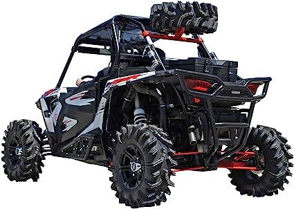 New Spare Tire Mount Kit Carrier Holder For 2014 2015 2016 2017 2018 2019 Polaris RZR XP XP4 1000 UTV