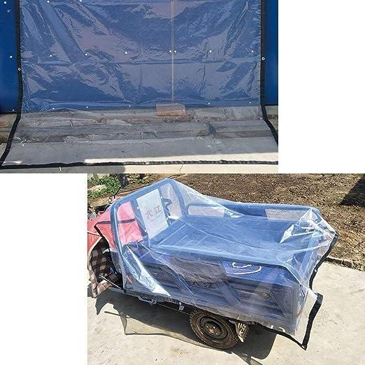 Geng Lona Reversible Al Aire Libre, Refugio de Lona de Camping, for Cubierta de Barco, Cubierta de Ventana de Plástico for Cerramiento de Patio for Invierno (Size : 1X2M): Amazon.es: Hogar