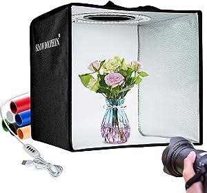 SLOW DOLPHIN Photo Studio Light Box 12