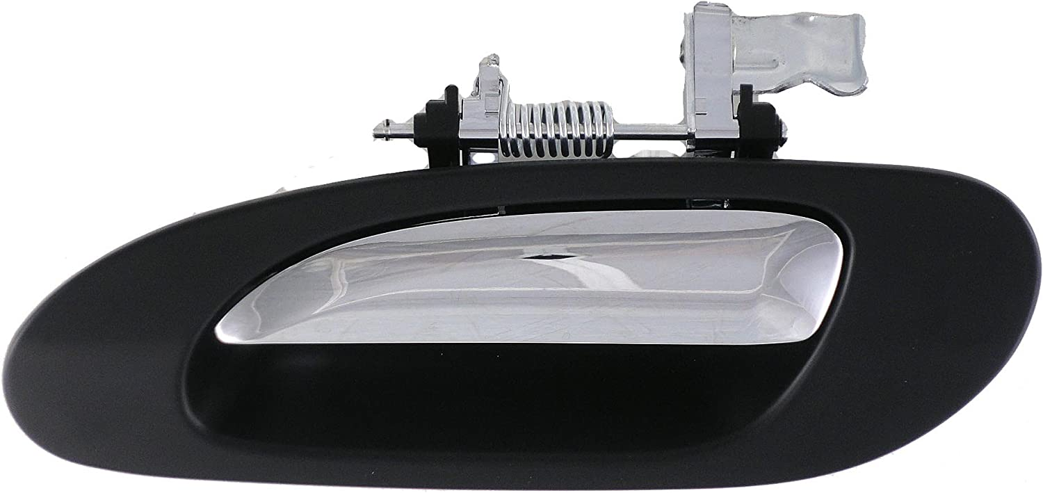 for Acura Outside Exterior Outer Door Handle Passenger Right Primed Black