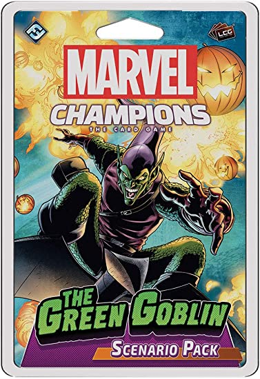 Amazon.com: Marvel Champions LCG: The Green Goblin Scenario ...