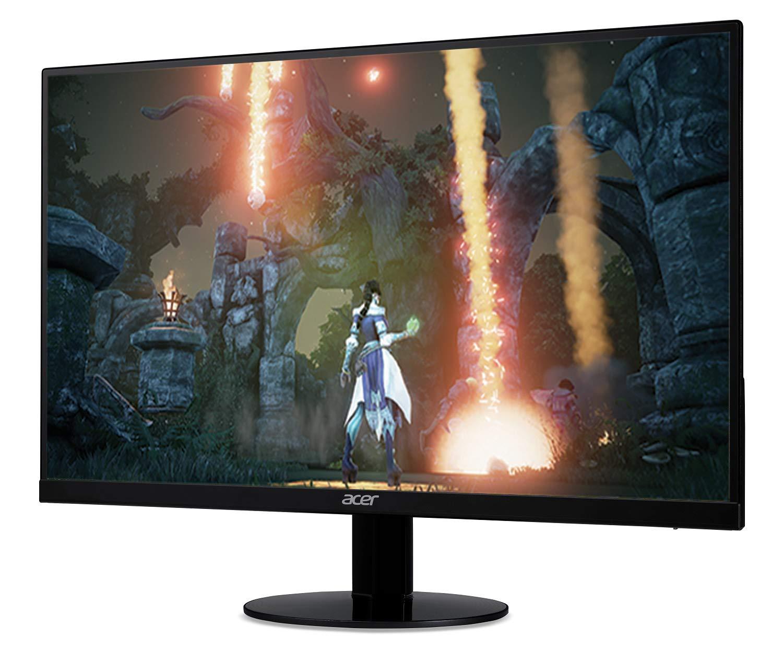 75Hz Refresh 1920 x 1080 HDMI /& VGA Ports 1ms Acer SB230 Bbix 23 Full HD IPS Ultra-Thin Zero Frame Monitor with AMD Radeon FREESYNC Technology