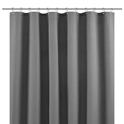 Short Shower Curtain Fabric With 66 Inch Length