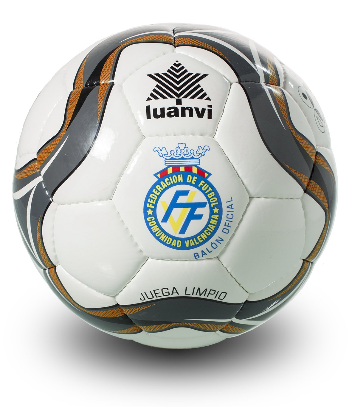 Luanvi - Balón oficial de la federación valenciana de fútbol ...