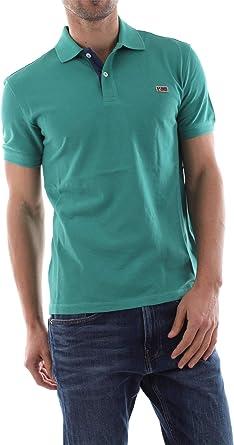 Napapijri N0YIJJ TALY 2 Polo Hombre Green XL: Amazon.es: Ropa ...