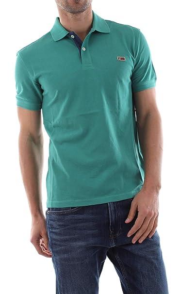 Napapijri N0YIJJ TALY 2 Polo Hombre Green XL: Amazon.es: Ropa y ...