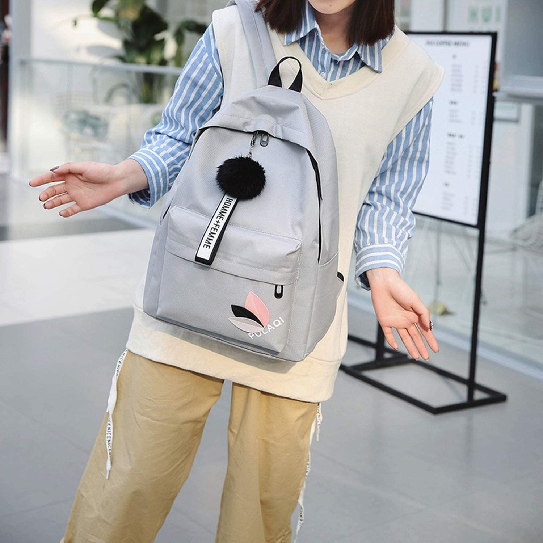 Leaf Girl Backpack