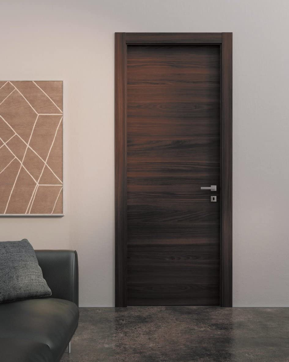 Planum 0010 Interior Door Chocolate Ash. Just a slab (30  x ... & Slab Doors | Amazon.com
