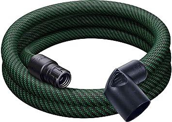 Festool 500680 - Manguera de succión, color verde: Amazon.es: Bricolaje y herramientas