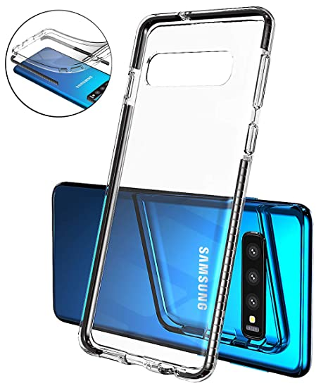 Cristal Templado Samsung Galaxy S10 Protector Carcasa Tpu Cell Phone Accessories Cases, Covers & Skins Pack Funda Silicona