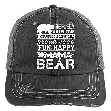 c2f41f5503815 Happy Mama Bear Hat