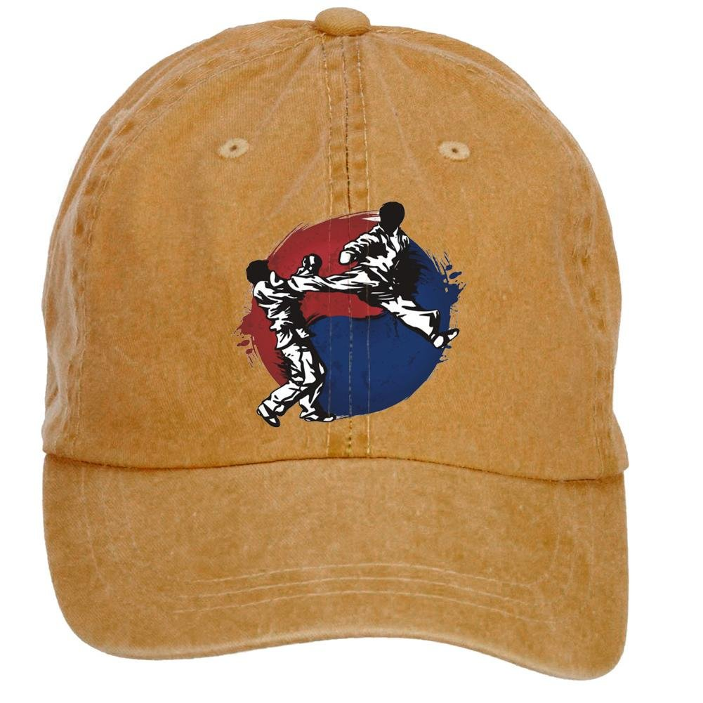 creetive Idea Unisex ajustable de Taekwondo personalizada gorras ...