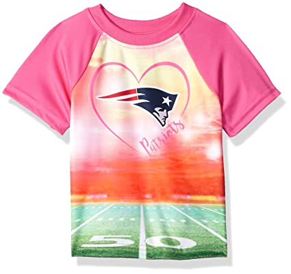 Image Unavailable. Image not available for. Color  NFL New England Patriots  Baby-Girls ... 2d59fe274