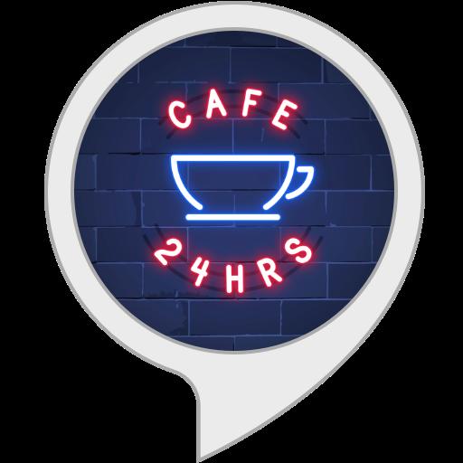 海外のカフェの音