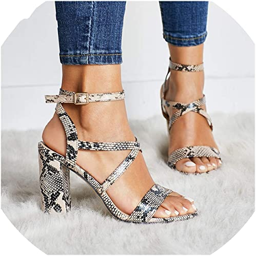 Womens Fashion Hollow High Heel Stilettos Open Toe Sandals Shoes Ankle Strappy