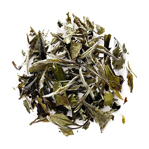 22 opinioni per Bai Mu dan Tè Bianco- puro in foglia- Chiamato anche Pai Mu Tan- Pai Mutan-