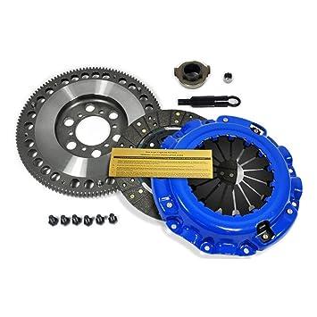 EF etapa 2 Kit de embrague + 4140 cromo-molibdeno Carrera volante 2004 - 2011 Mazda RX-8 RX8 1.3L: Amazon.es: Coche y moto