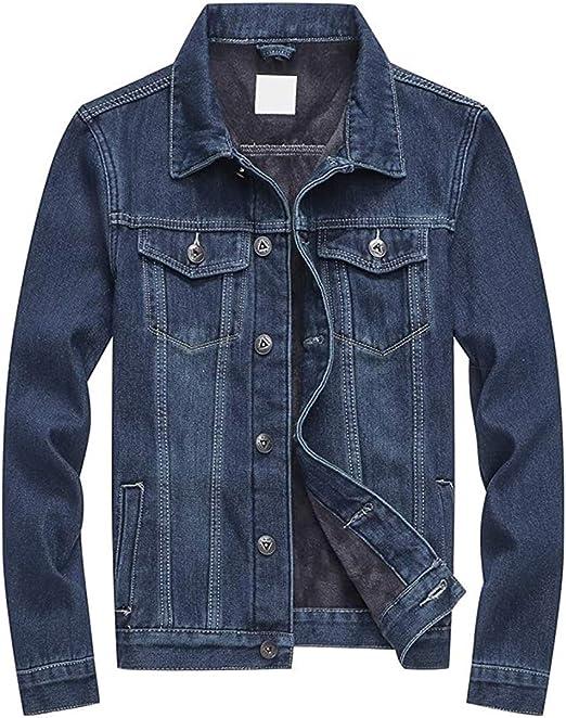 (ミドセ)ボアデニムジャケット 裏起毛 コート ジャケット メンズ 秋冬 暖かい ジージャン Gジャン 厚手 スリム アウター ブルゾン 防寒