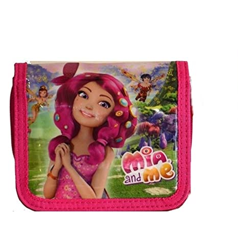 Disney MIA and Me Cartera Monedero Novedad 2015: Amazon.es ...