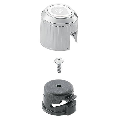 moen 96790 chateau single handle kitchen faucet lever handle assembly chrome - Moen Kitchen Faucet Parts