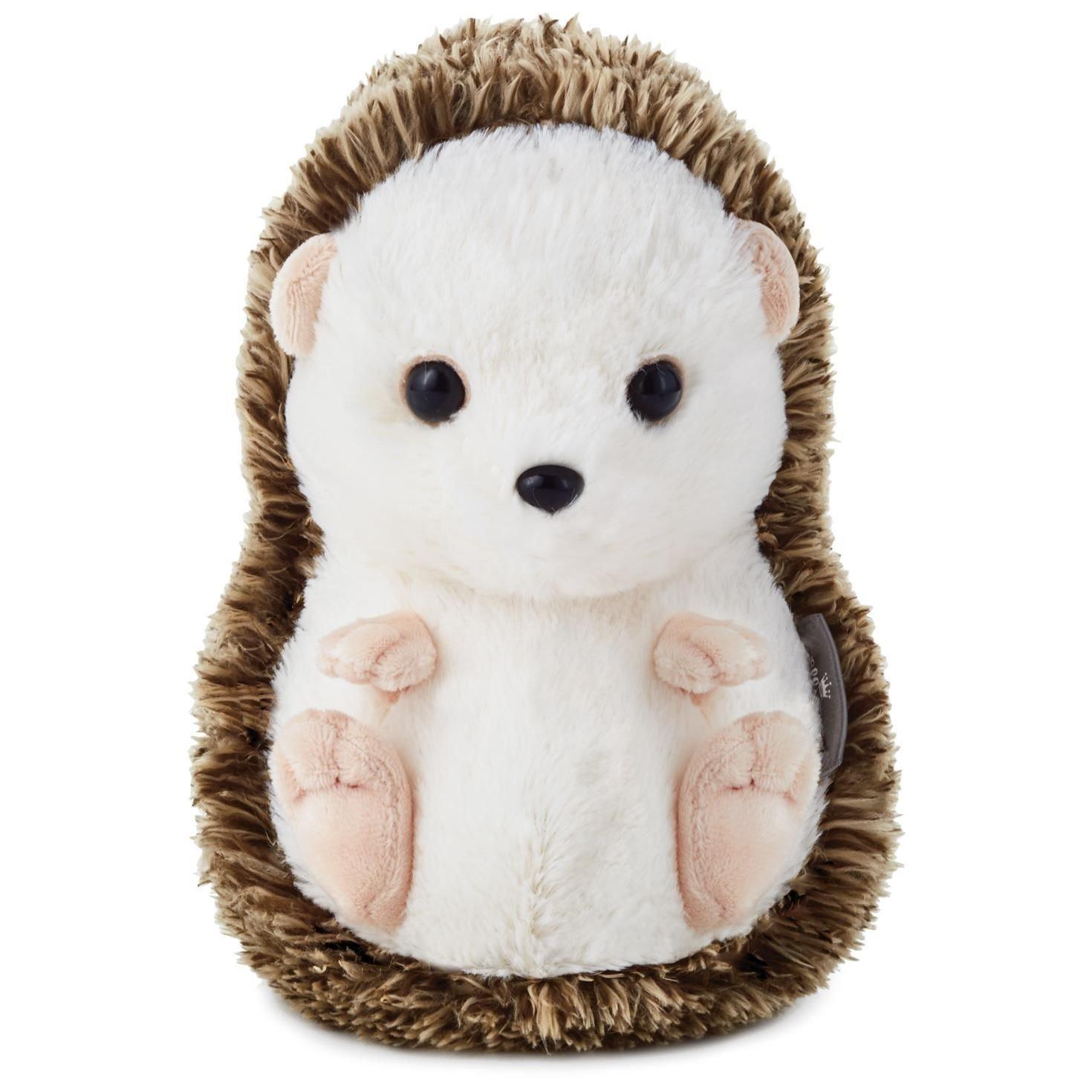 Amazon Com Hallmark Baby Hedgehog Stuffed Animal 7 5 Classic