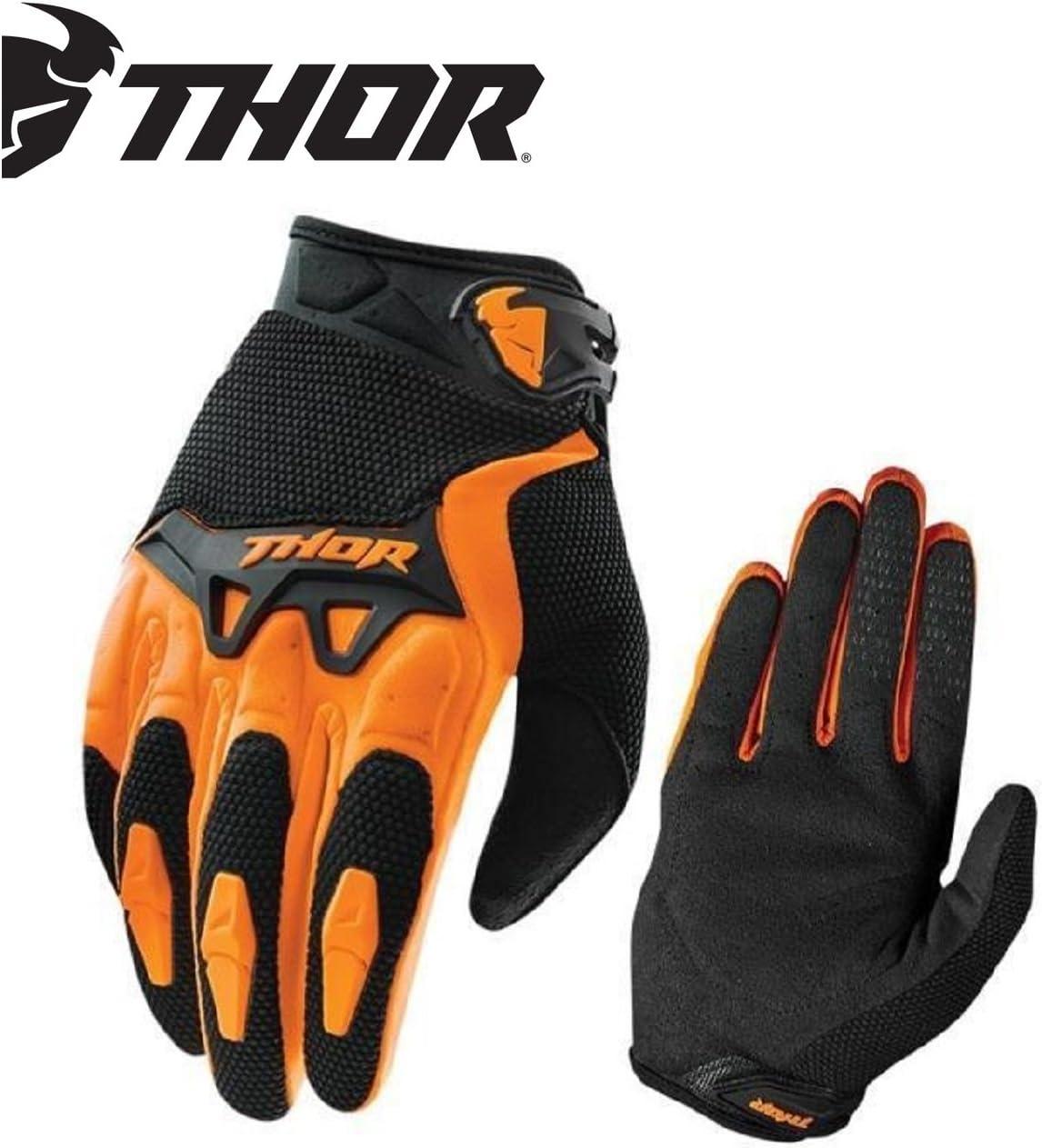 Thor Youth Spectrum Gloves MX Motocross Dirt Bike Off-Road ATV MTB Boys Gear