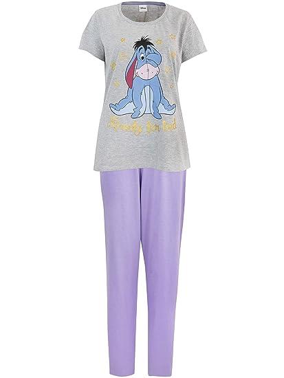 Disney Ensemble De Pyjamas Bourriquet Femme Amazon Fr 44f404834c3