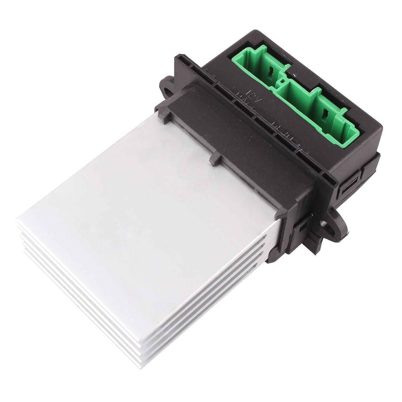 Soffiante per resistenza del radiatore, compatibile con 107, 207 e 607, C5, C3 e C2 Heart Horse