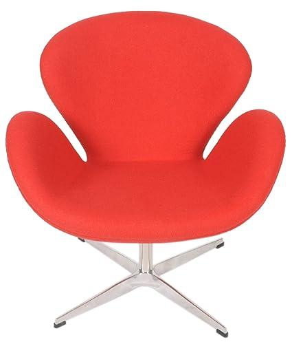 amazon com mlf arne jacobsen swan chair 8 colors premium
