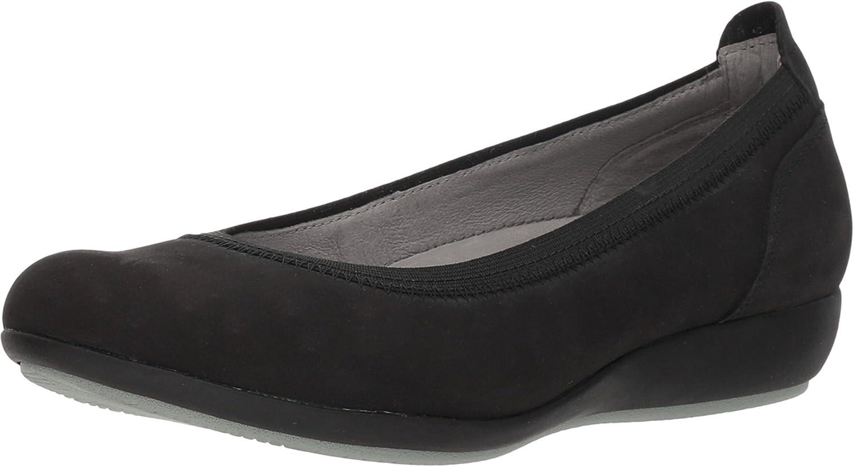 Dansko Women's Kristen Slip on Flat