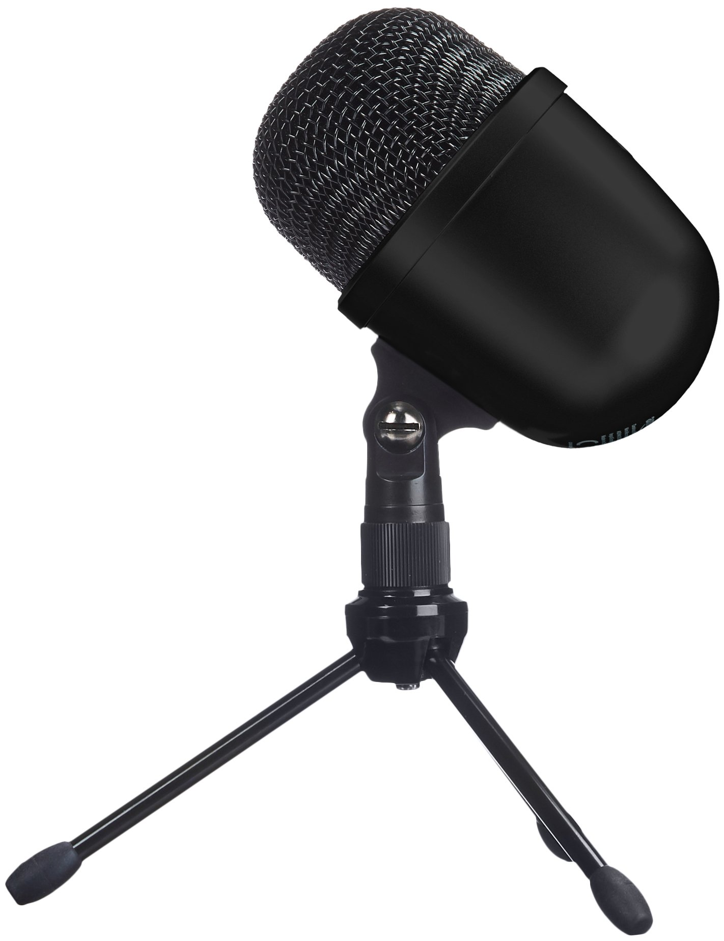 AmazonBasics Desktop Mini Condenser Microphone - Black by AmazonBasics