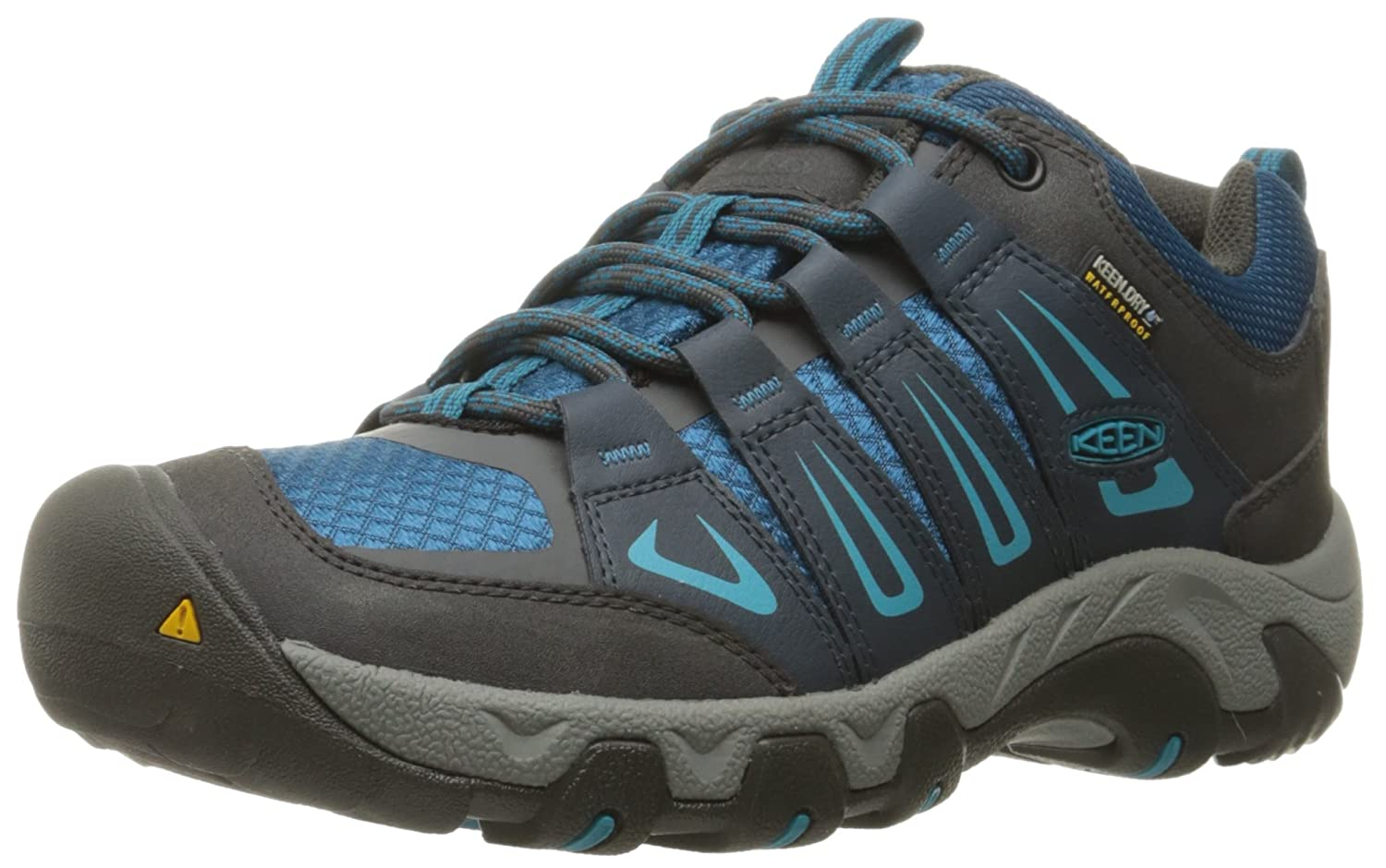 Raven Seaport KEEN Women's Oakridge WP Running shoes