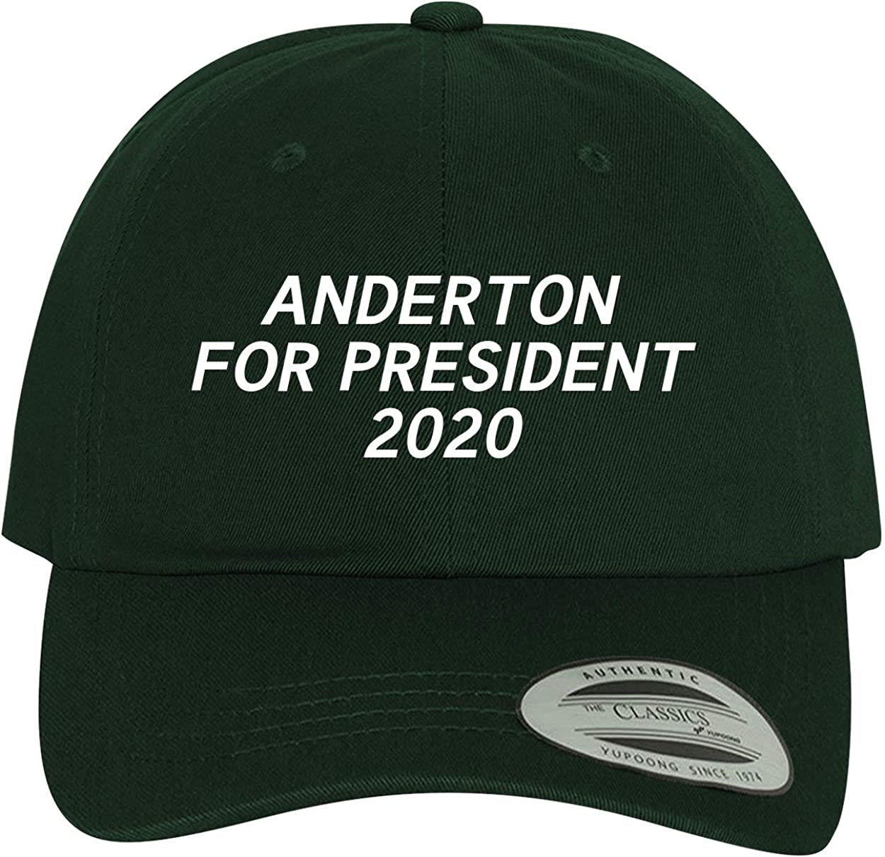 Bh Cool Designs Anderton für President 2020 - Comfortable Papa Hut Baseball Cap