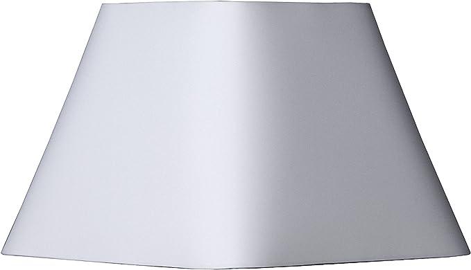 18 x 30,4 x 21 cm bianco /Nero /Paralume/ Lucide Shade/