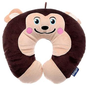 Amazon.com: Snuggie almohada de viaje, diseño de overol: Baby