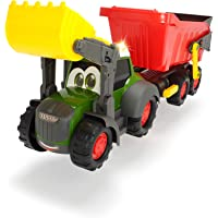 Tractores y remolques para niños