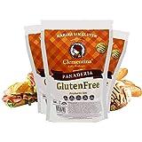 Clementina Harina sin gluten para panaderia (3 paquetes de 500g c/u)