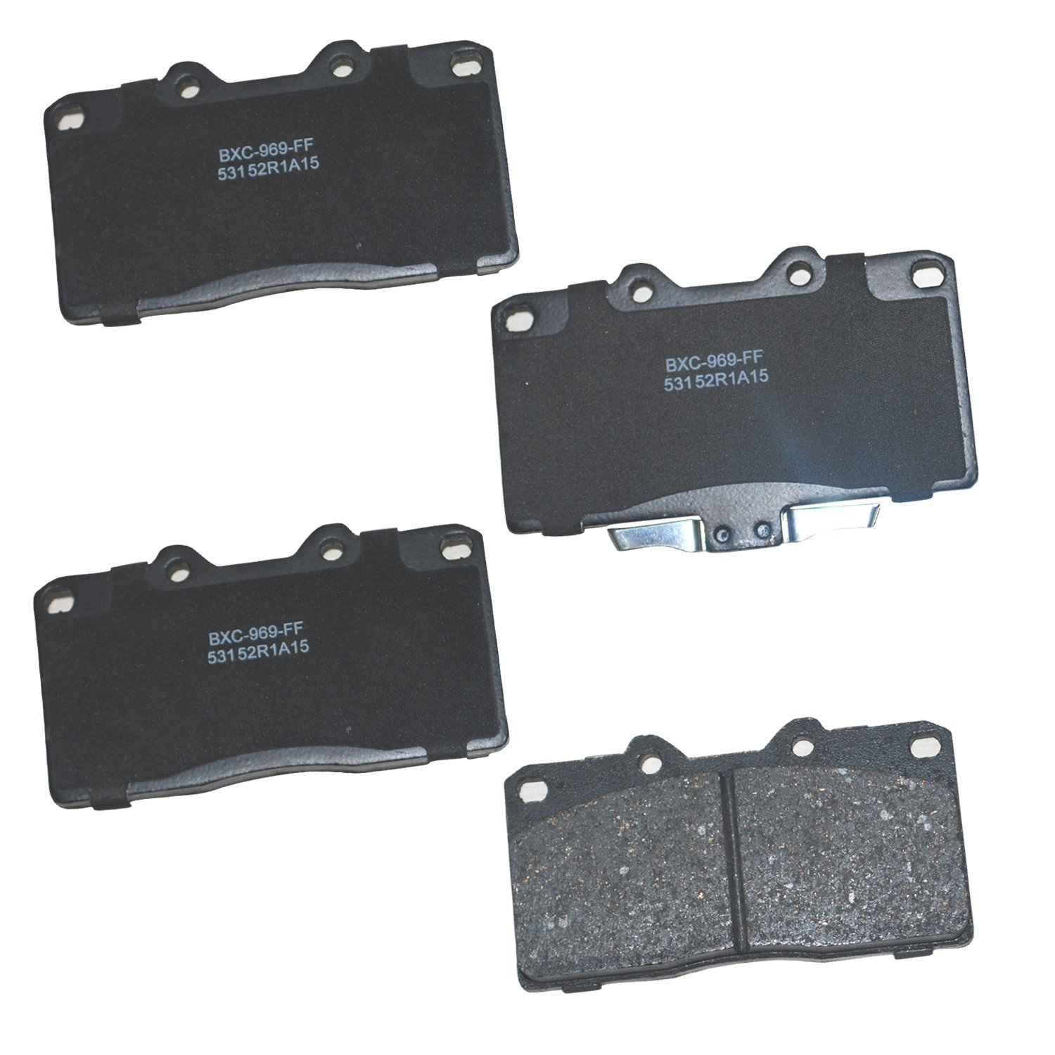 Stop By Bendix SBC531 Brake Pads