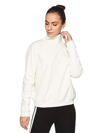 Puma Damen Fusion Turtleneck Sweat W Sweatshirt