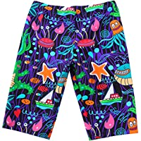 Kids Boys Undersea Swim Jammer Swimsuit Quick Dry Sun Protection Swimming Trunks