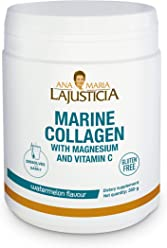 ANA MARIA LAJUSTICIA Marine Collagen with MANGNESIUM and Vitamin C
