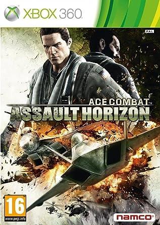 [XBOX360] Ace Combat: Assault Horizon [FREEBOOT] [NTSC-U / ENG]