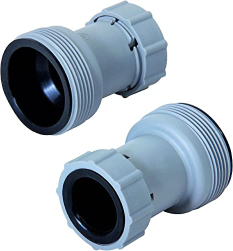 Pool Hose Conversion Set Kit B Adapter for Intex Above Ground Pools 1500 2500